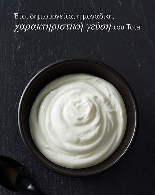Yogurt in Bowl